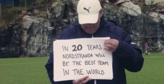"""BLOG: Técnico de time da Noruega """"pede"""" espermas de CR7, Ibra e Paul Gascoigne"""