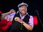 Ícone do jazz, Al Jarreau se apresenta no Festival Música em Trancoso