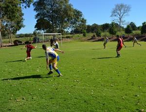 Torneio Imprensa 2015 em Cacoal, RO (Foto: Magda Oliveira)