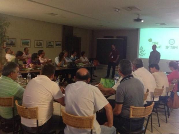Coordenador de ações institucionais fala sobre o Cidade Limpa (Foto: Fernando Daguano/ TV TEM)