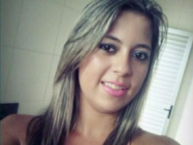 Tainara Lacerda morreu após tomar suplemento termogênico, em Santa Helena de Goiás (Foto: Reprodução/TV Anhanguera)