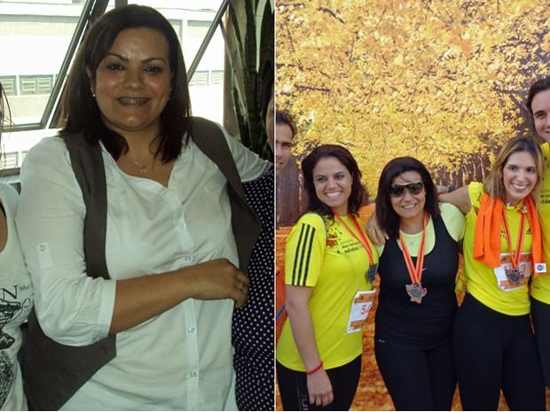 """Depois de sua mudança, Idalia fez amigos e descobriu a felicidade. """"Ainda quero perder peso, mas sei que estou no caminho certo"""", conclui (Foto: Arquivo pessoal)"""