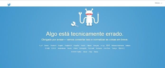 2d400e985 Twitter teve quase 33 milhões de contas hackeadas (Foto  Reprodução Twitter)