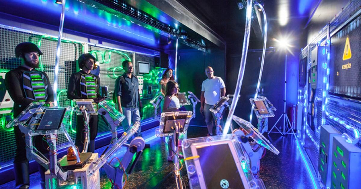 Exposição itinerante 'Indústria para o Futuro' chega a Extrema, MG - Globo.com