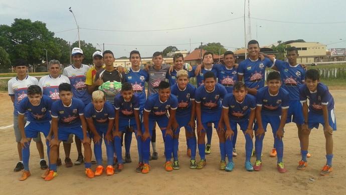 Quatro partidas, válidas pela sexta rodada, foram realizadas no final de semana, em Santarém (Foto: Dominique Cavaleiro/GloboEsporte.com)
