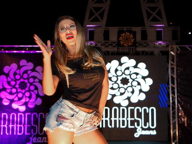 Ana Paula Minerato (Foto: Danilo Carvalho e Thais Aline/ Ag. Fio Condutor)