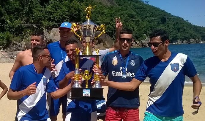 Ponta Negra conquista o título da 12ª edição do fest Juá (Foto: Divulgação/Prefeitura de Paraty)