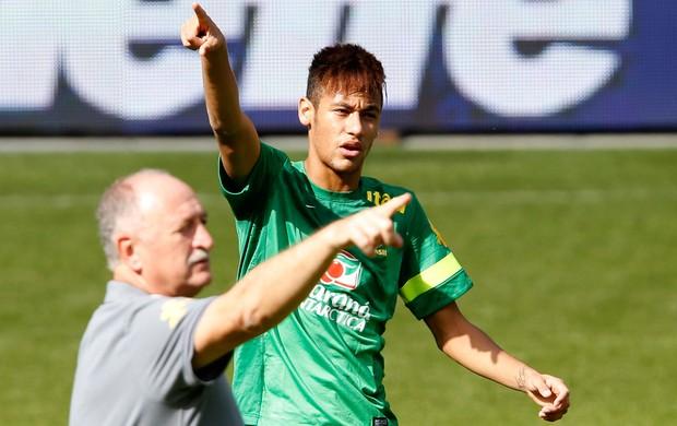 neymar seleção brasileira suiça (Foto: Reuters)