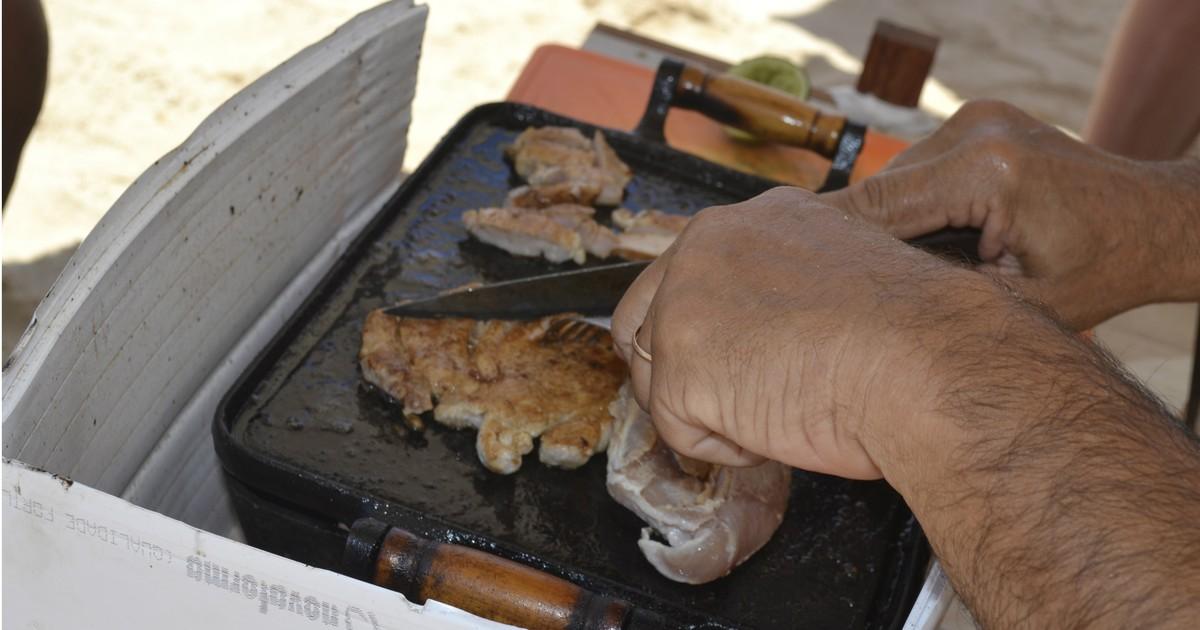 Turistas mineiros listam itens para a 'farofa' perfeita no ES - Globo.com