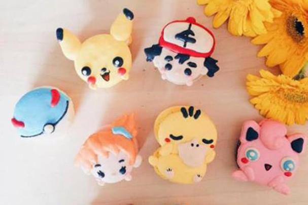 Macarons (Foto: Reprodução/Instagram)