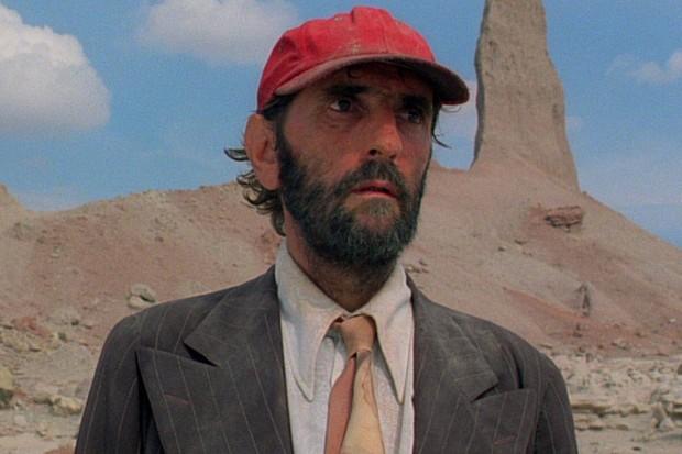 Harry Dean Stanton em Paris, Texas (1984) (Foto: reprodução)