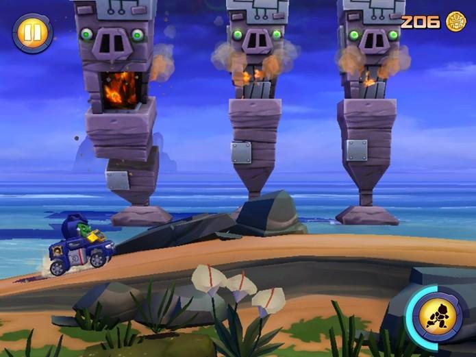 Fases quase idênticas é um dos problemas do jogo (Foto: Reprodução / Dario Coutinho)