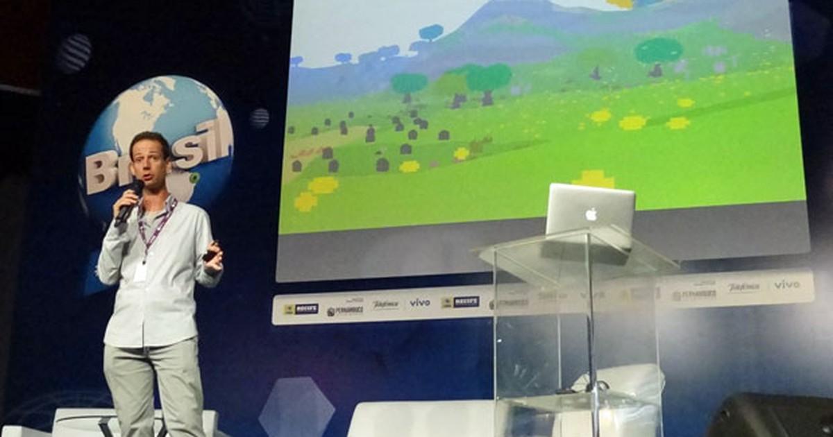 Desenvolvedor de '007' desvenda segredos de jogos na Campus Party