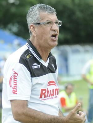 Dário Lourenço, técnico do Estrela do Norte (Foto: Carlos Alberto Silva/A Gazeta)