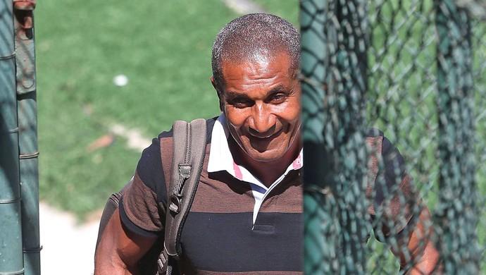 Cristovão Borges, Fluminense (Foto: Marcio Alves / Agência O Globo)