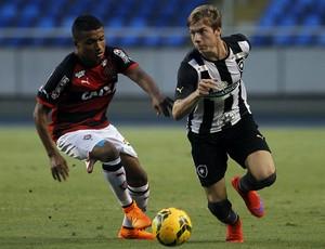 Luis Henrique, Botafogo sub-17