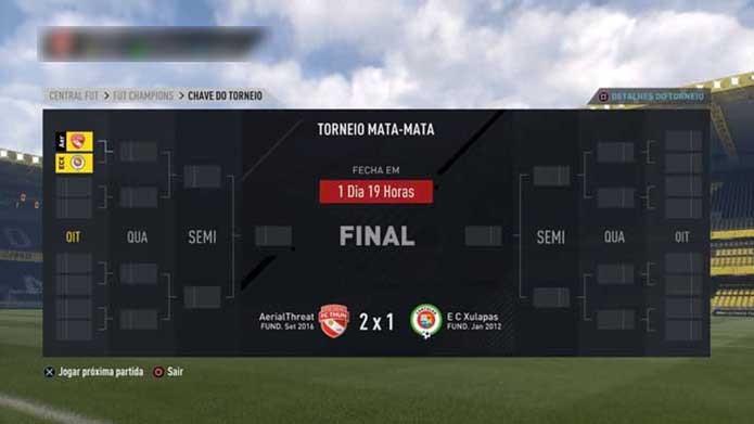 Jogue os modos competitivos no Fifa 17 (Foto: Reprodução/Murilo Molina)