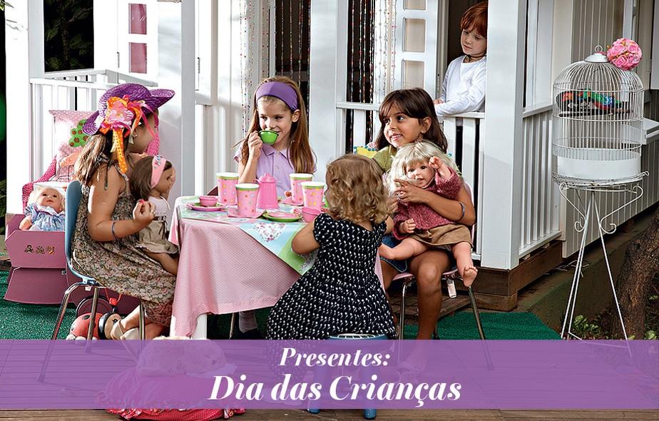 Presenteie as crianças com itens de decoração feitos especialmente para elas. A seguir, nossas sugestões