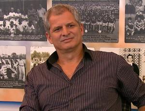 Fahel Júnior, técnico do Rio Claro (Foto: Felipe Lazzarotto / EPTV)