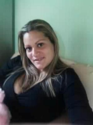 Roberta foi encontrada morta no domingo (10) (Foto: Arquivo pessoal)
