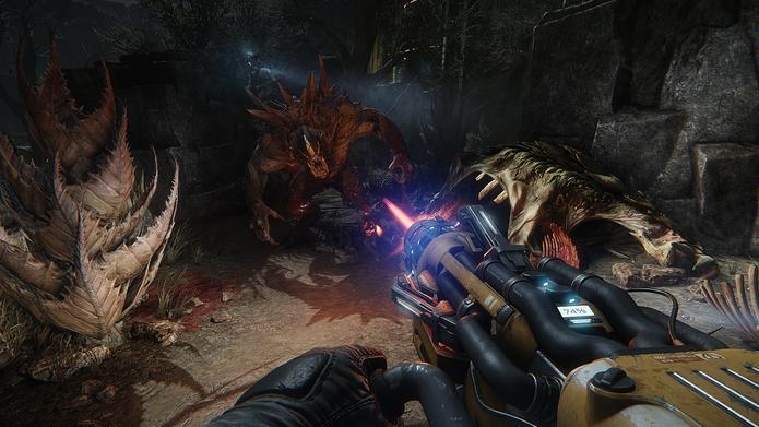 Grupos de quatro caçadores terão que derrotar um monstro (Foto: Divulgação)
