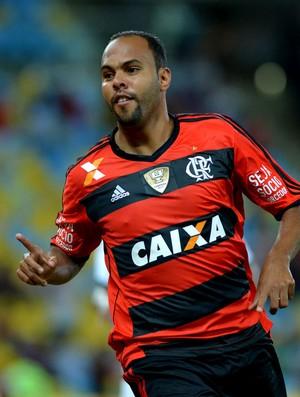 Alecsandro Flamengo gol Cabofriense (Foto: André Durão / Globoesporte.com)