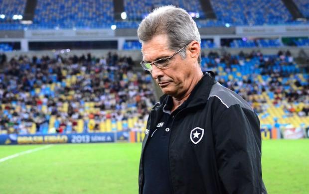 Oswaldo de Oliveira Botafogo e Grêmio (Foto: Marcelo Fonseca / Agência estado)