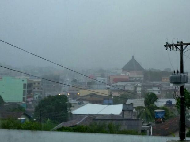 Previsão do tempo - Chuva (Foto: Adelcimar Carvalho/G1)
