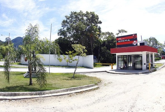 Ninho do Urubu Flamengo (Foto: Divulgação)