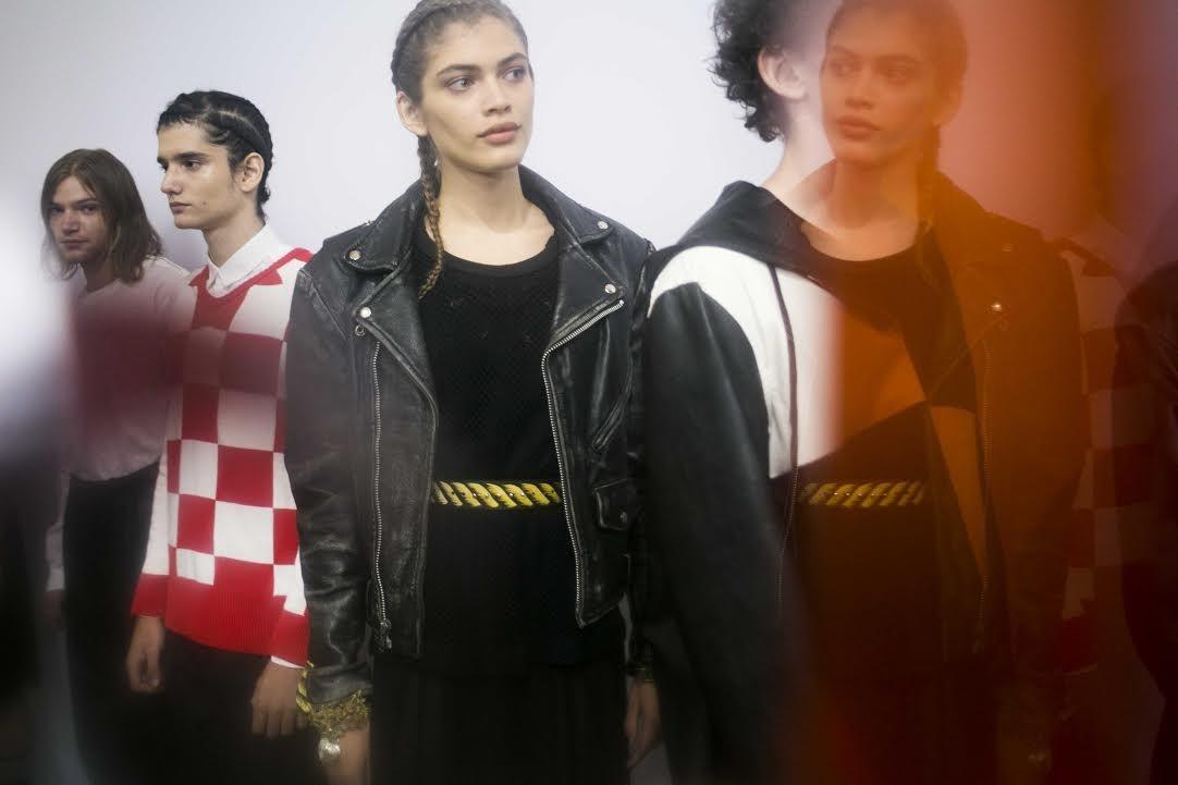 Valentina Sampaio (Foto: Arquivo Vogue)