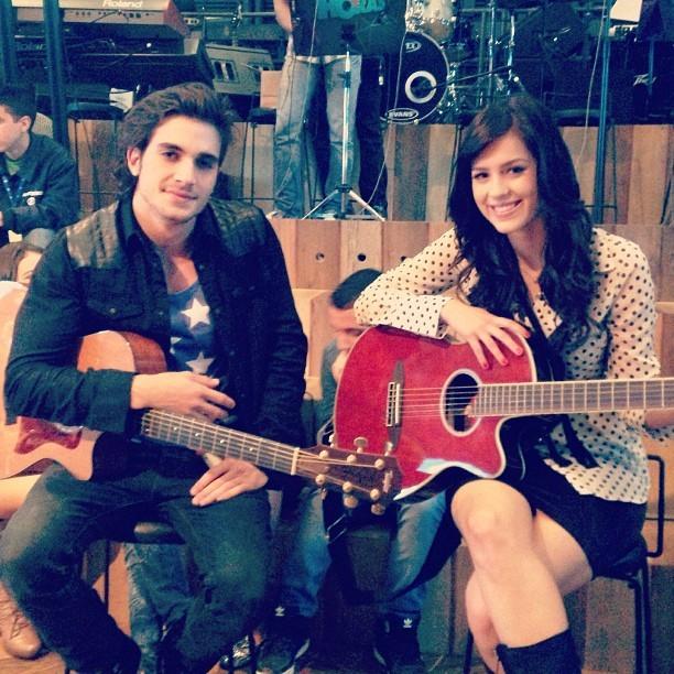 Sophia Abraão e Fiuk (Foto: Reprodução/ Instagram)