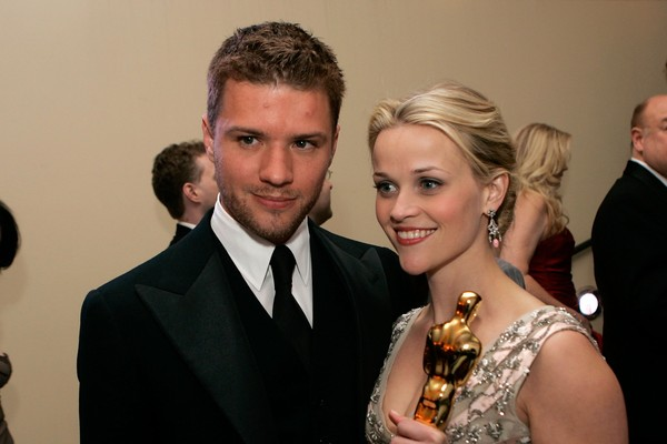 Reese Witherspoon e Ryan Philippe (Foto: Getty Images)