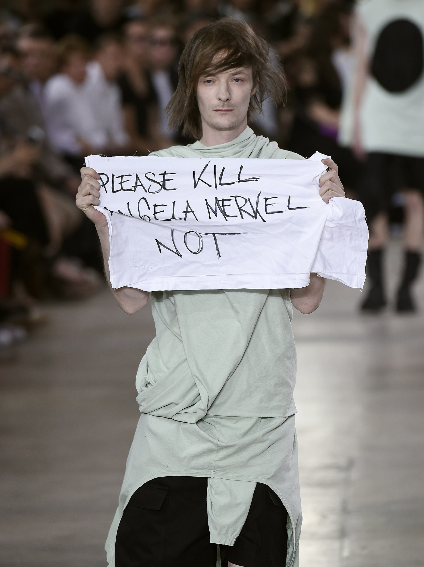 Rick Owens (Foto: Getty Images)