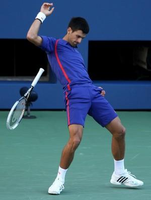 Novak Djokovic tênis US Open final (Foto: Getty Images)