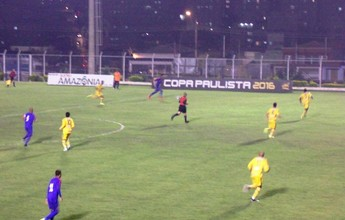 Com dois de Pikachu, São Caetano vence o Mirassol pela Copa Paulista