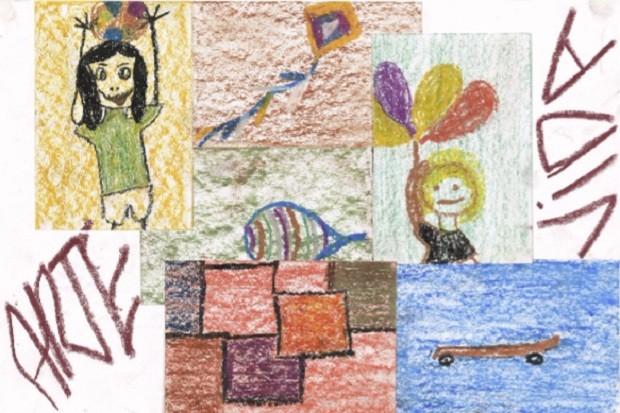 Desenho Arte Vida (Foto: Reprodução Masp)