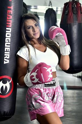 Nicole Bahls (Foto: Roberto Teixeira / EGO)