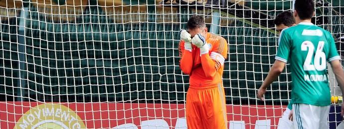 Fernando Prass Palmeiras (Foto: Marcos Ribolli / Globoesporte.com)