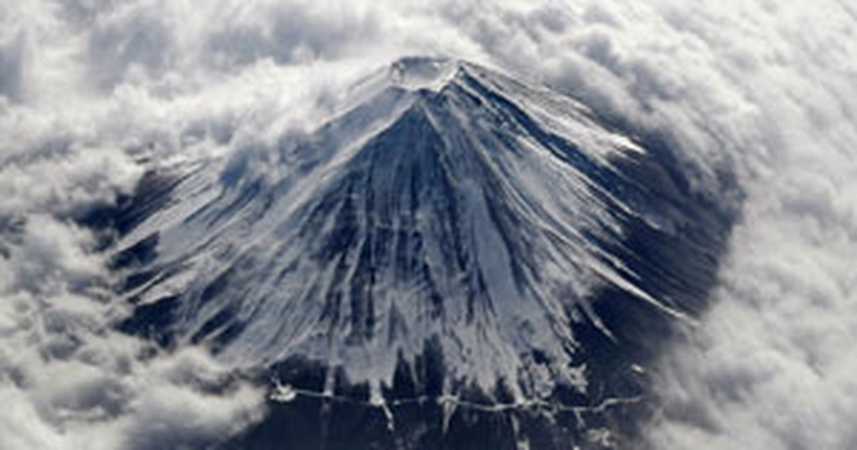 Topo do Monte Fuji ganha serviço de conexão à internet 4G