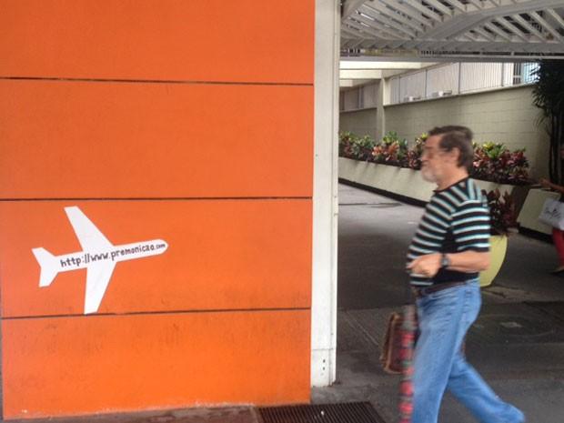 Prédio na Avenida Paulista (Foto: Tatiana Santiago/ G1)