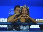 'Não sou dono da bunda da Sabrina', diz João Vicente, namorado dela