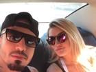 Ex-BBB Fernando 'engana' Aline e grava vídeo sem ela saber