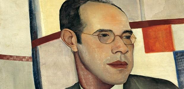 Mário de Andrade em pintura do amigo Lasar Segall (Foto: Reprodução)