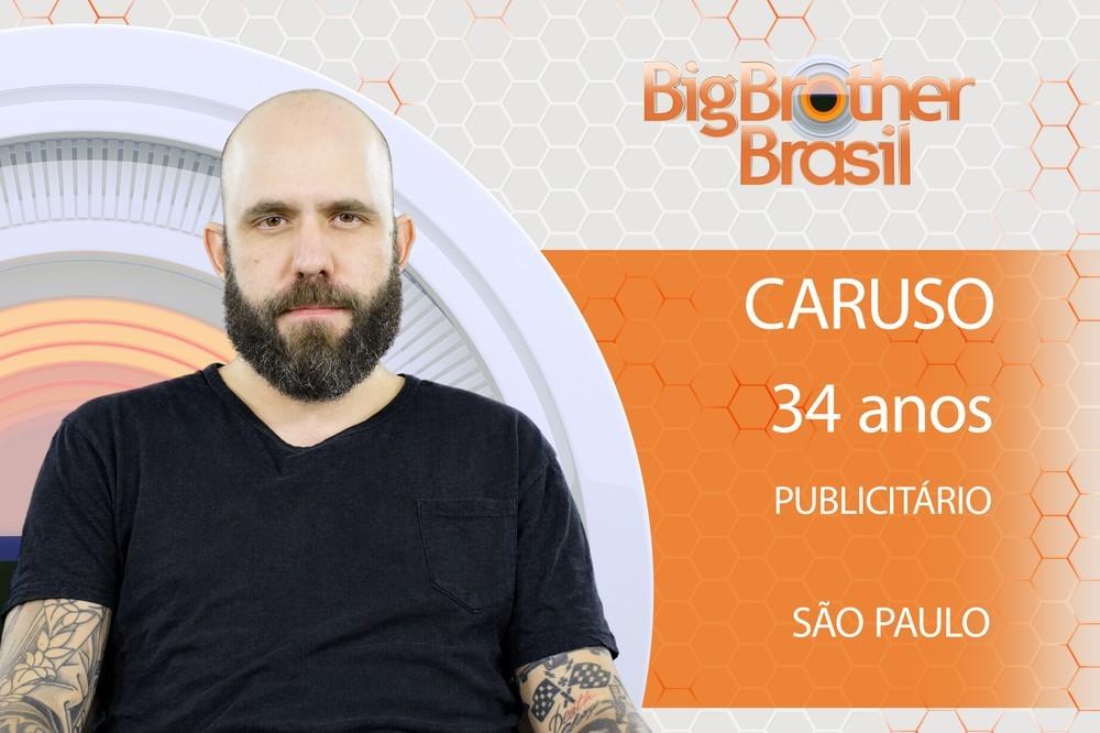 BBB 18 - Caruso (Foto: BBB)