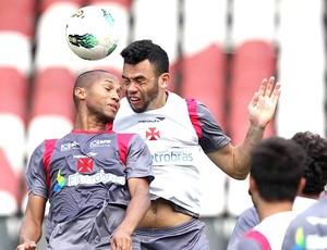 Rodolfo no treino do Vasco (Foto: Marcelo Sadio / Site Oficial do Vasco da Gama)