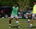 Gum sofre fratura por estresse no pé; Pedro e Cavalieri voltam a treinar