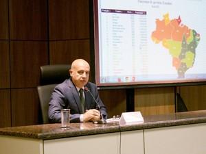 Apenas Ceará e São Paulo obtiveram nota máxima no índice de transparência (Foto: CGU/Divulgação)