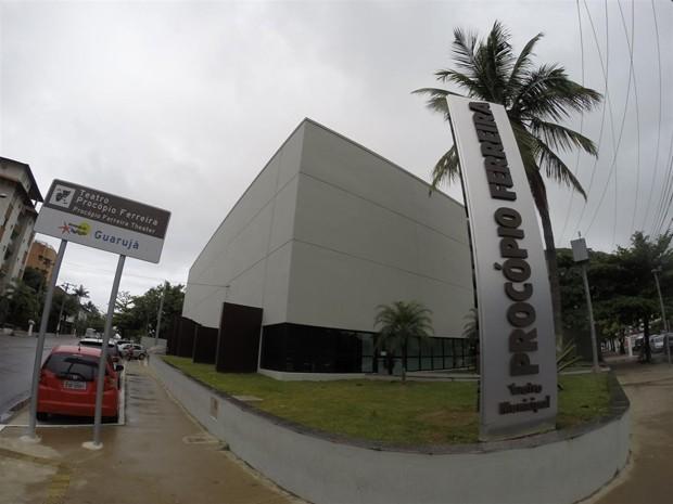 Teatro Procópio Ferreira (Foto: reprodução - Pedro Resende)
