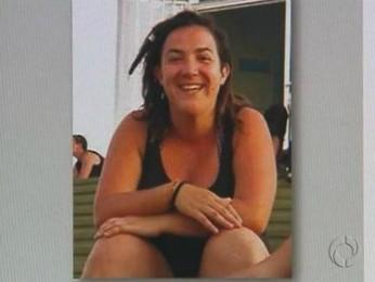 Estudantes encontrada morta estava desaparecida desde segunda-feira (3) (Foto: Reprodução / RPC TV)