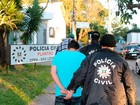 Polícia Civil prende quase 150 pessoas em 28 operações no RS